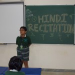 Hindi Recitation Competition