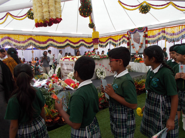 VSE celebrated Chairman's birthday on 21 September 2013