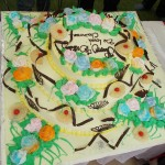 VSE celebrated Chairman's birthday on 21 September 2013