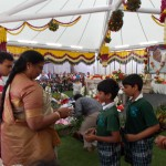 Vydehi school Chairman birthday