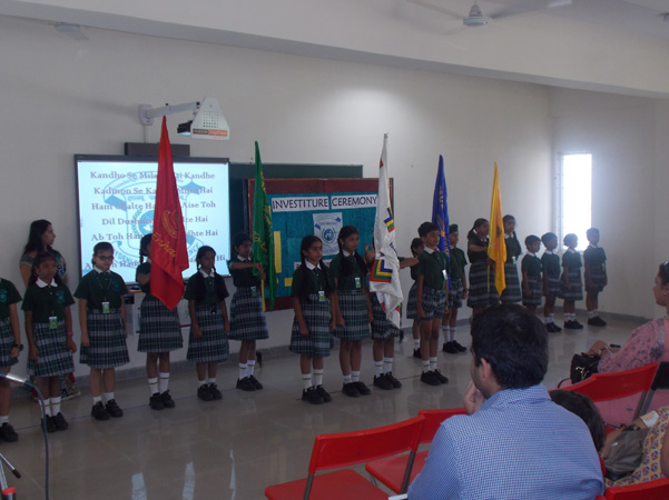 Investiture Ceremony145