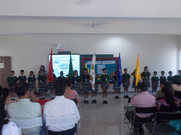 Investiture Ceremony146