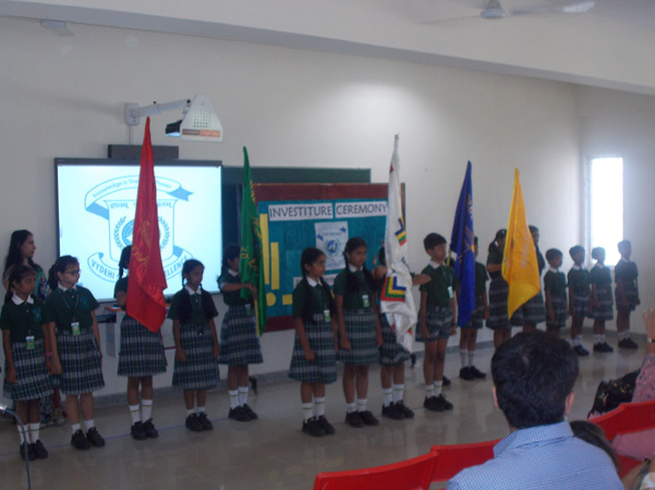 Investiture Ceremony147