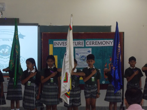 Investiture Ceremony170