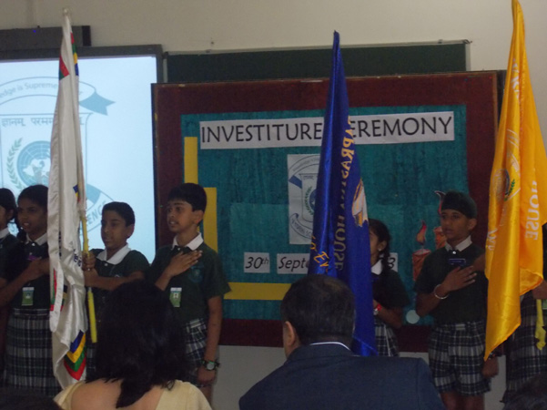 Investiture Ceremony171