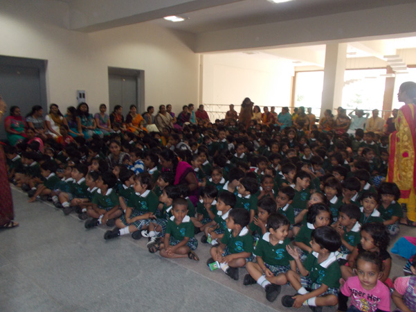 Primary SchoolTeachers Day Celebration