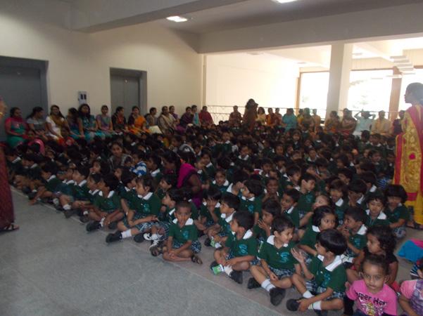 Primary SchoolTeachers Day Celebration