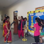 Lighting lamp - Teachers Day Celebration
