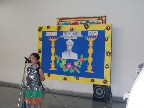 speach of Teachers Day Celebration