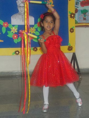 Primary school celebrated - Teachers Day