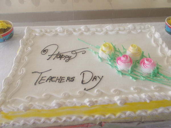 vydehi school - Teachers Day Celebration
