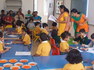 School Admissions in Bangalore