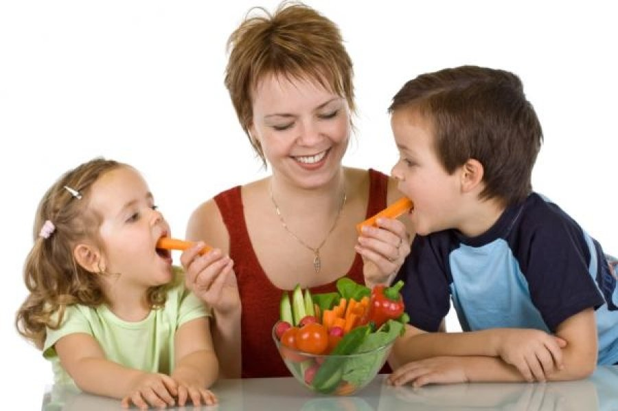 How to Improve Eating Habits of Kids