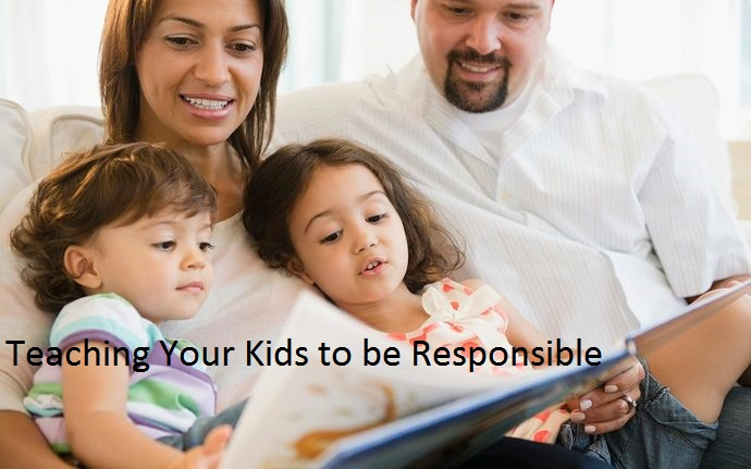 Teaching Your Kids to be Responsible