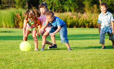 Spark Your Kid's Love for a sport