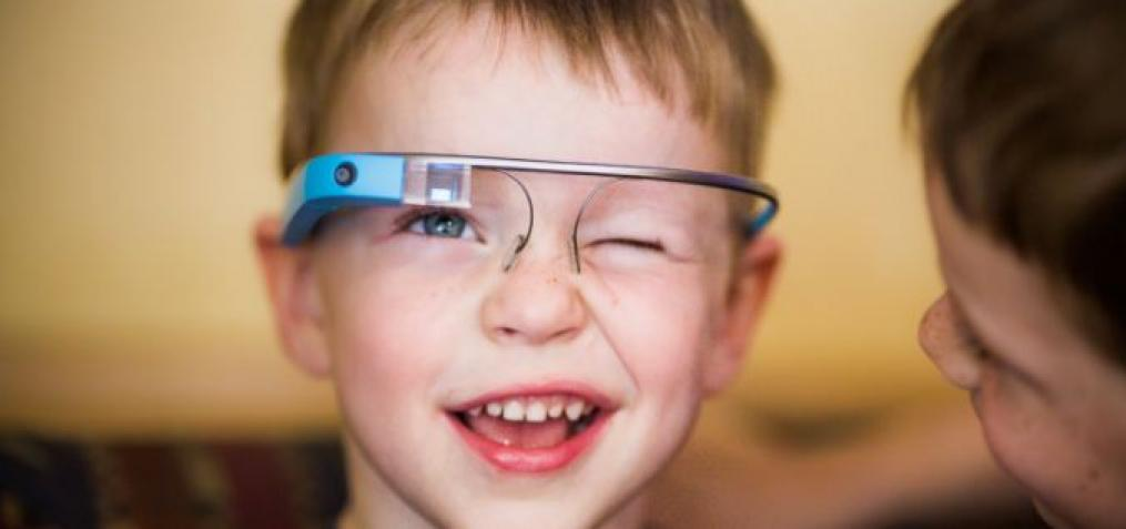 Google Glass - Autistic Children