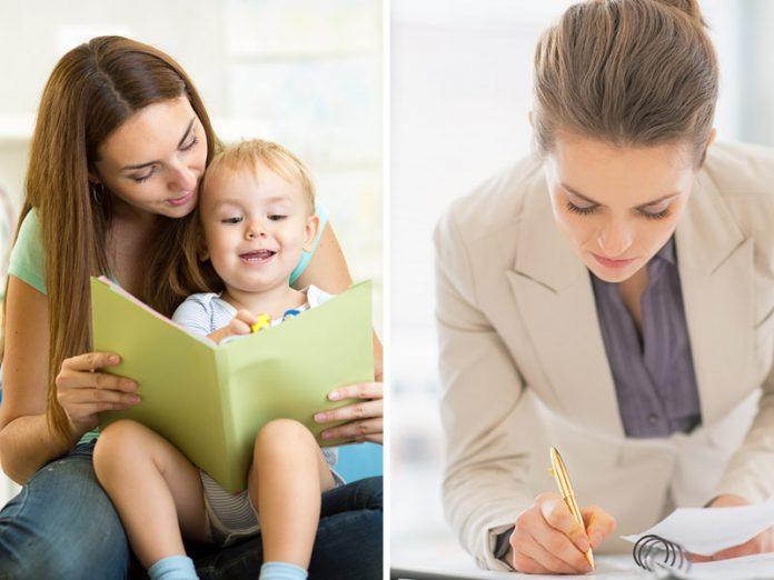 Home Moms vs Working Moms