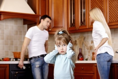 Parental Conflict Affects Mental Health of Children