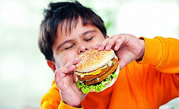 Feeding Junk Food to Children a form of Abuse