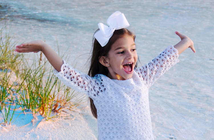 How To Raise a Confident and Happy Girl Child