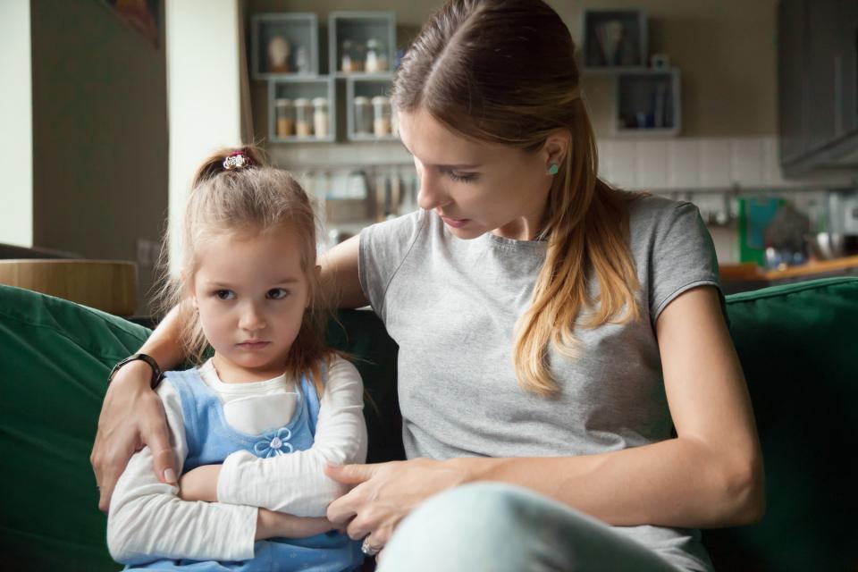 Dealing With Disrespectful Behavior Of Children