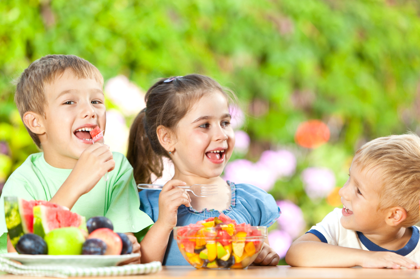 Ensure Your Kids Eat Healthy