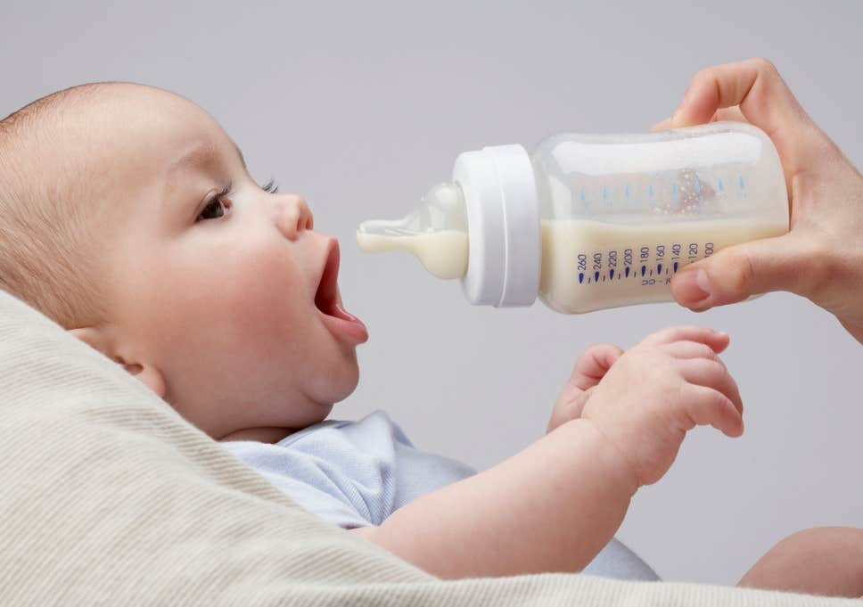 Kids Under 6 Years Age Should Drink Only Milk And Water