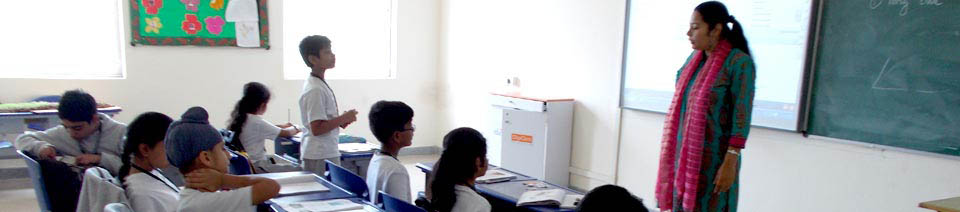 primary school bangalore job,