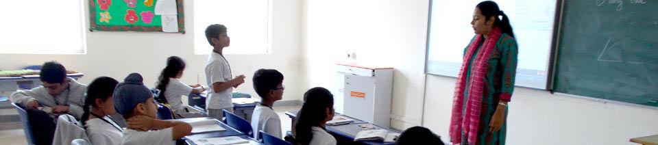 primary school bangalore job,