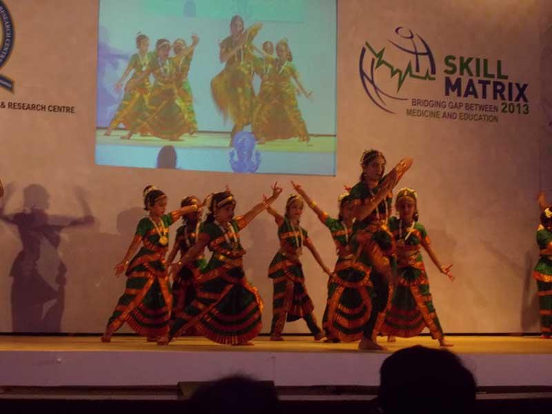 Performance at Skill Matrix 2013 023
