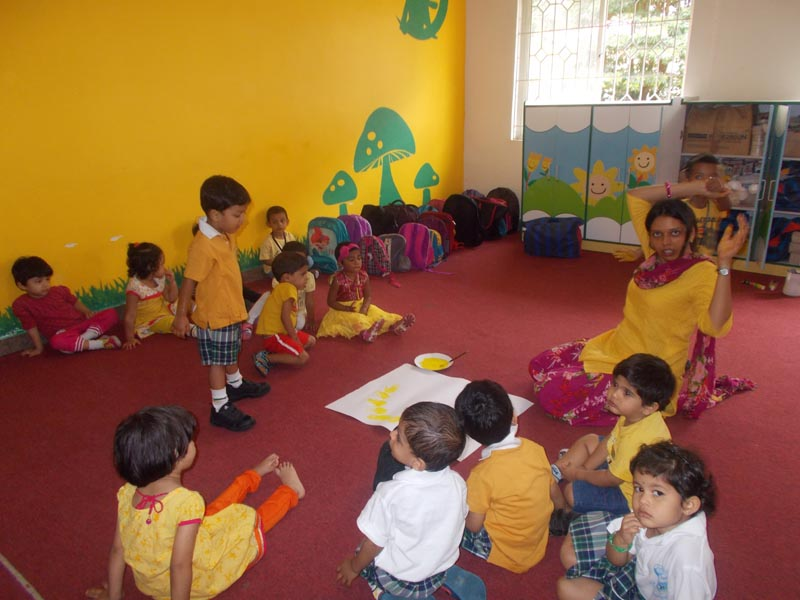 Pre-Primary Yellow Day (6)