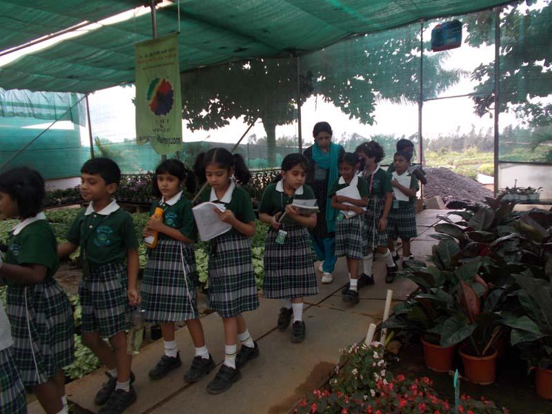 Field Trip to Nursery - Grade II 033