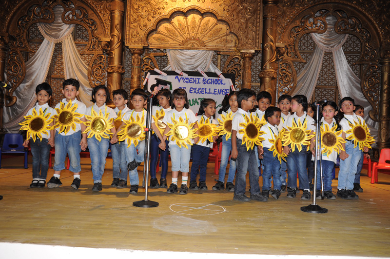 Nursery Special Assembly