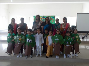 Save Trees, Save Ourselves - Vydehi School