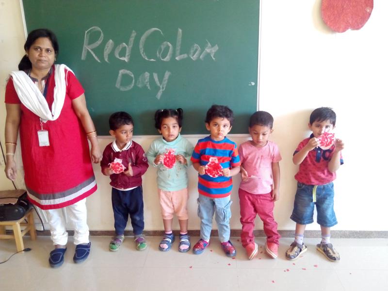 vydehi-school-color-day-activity6