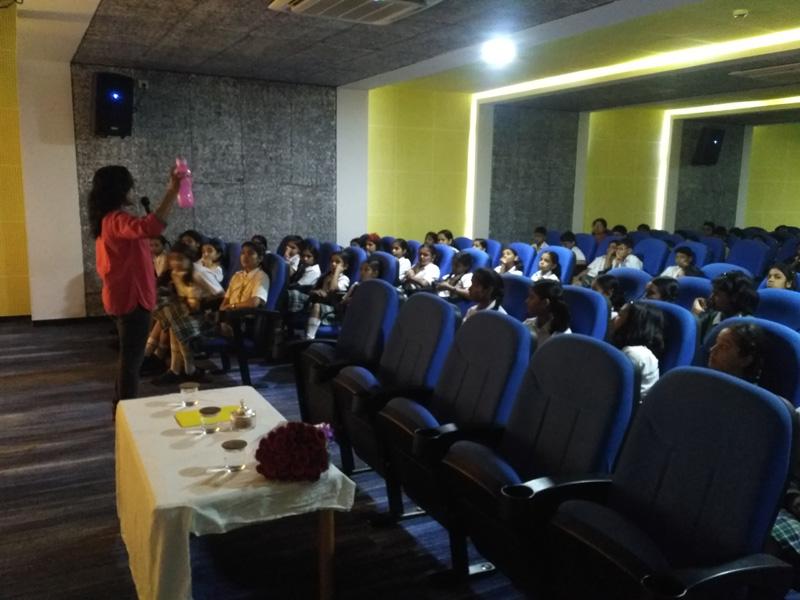 VSE-Environment Awareness Session
