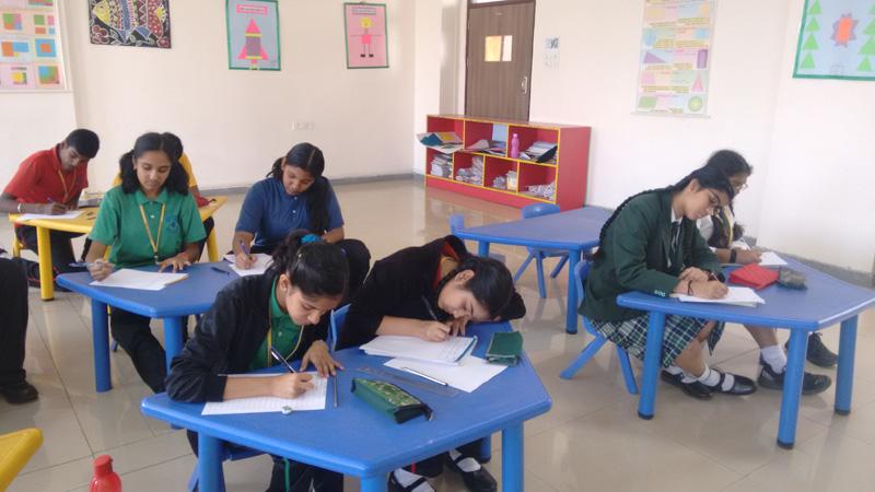 VSE-CCA Eassy Grade 8-1