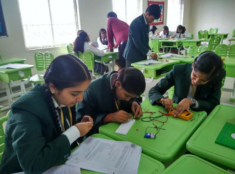 VSE-Workshop for Grade IX to XI.5