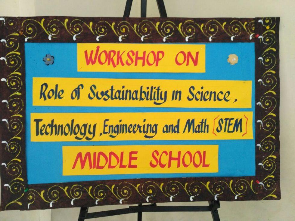 VSE workshop for teachers & Students1