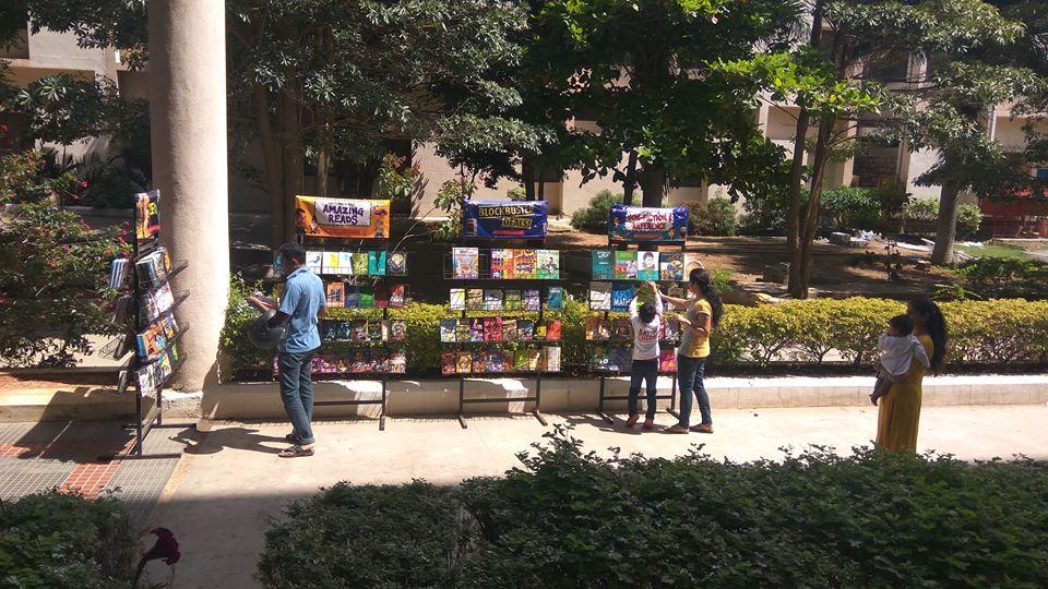 book fair at VSE3