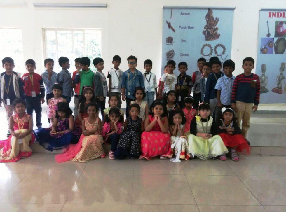 childerns day celebration at VSE6