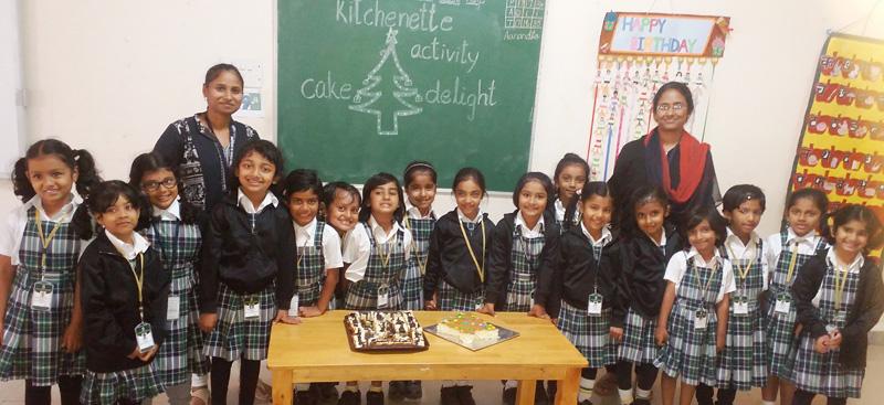 'Cake Delight' - Kitchenette Activity-7