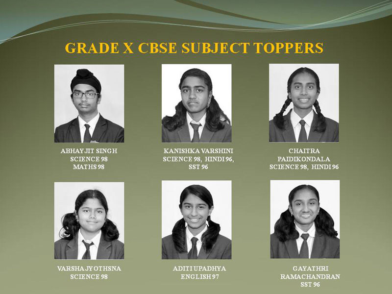 subject toppers