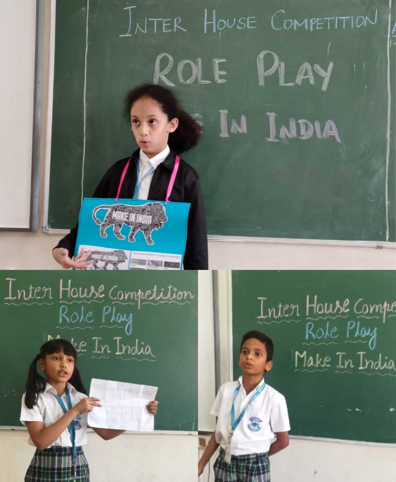 Role Play – Make in India