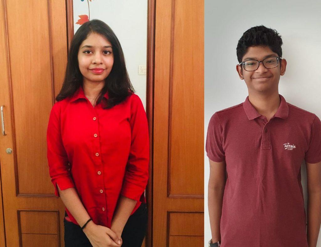 Dharshini Sathish & Uddhav