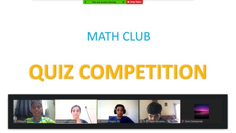 Math Club Quiz pic-1